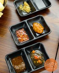 各种沾酱 (trendygourmet) Tags: steamboat hotpot taiwan taiwanese meat set sauce sripetaling kl kualalumpur