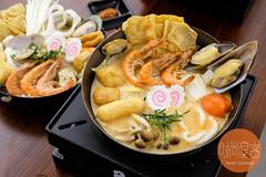 泰式海鮮豬肉鍋 (trendygourmet) Tags: steamboat hotpot taiwan taiwanese meat set sauce sripetaling kl kualalumpur