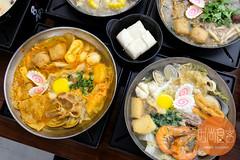 韓式豬肉鍋 + 原味海鮮豬肉鍋 (trendygourmet) Tags: steamboat hotpot taiwan taiwanese meat set sauce sripetaling kl kualalumpur