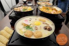 牛奶豬肉鍋 (trendygourmet) Tags: steamboat hotpot taiwan taiwanese meat set sauce sripetaling kl kualalumpur