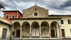 Chiesa di Santa Maria a Peretola - Firenze (Maurizio Masini) Tags: italia italy italie italien toscana tuscany firenze florence florenz chiesa church