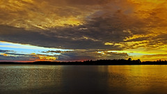 The Tail End of Tonight's Massive Storm 7-14-2019 9-02-43 PM (Bob's Digital Eye 2) Tags: bobsdigitaleye2 canon clouds cloudscape efs1855mmf3556isii flicker flickr july2019 laquintaessenza lake lakesunsets lakescape landscape reflections silhouette sky skyscape stormclouds sunset sunsets sunsetsoverwater t3i