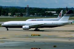 Privilege Style | Boeing 777-200ER | EC-MUA | London Gatwick (Dennis HKG) Tags: privilegestyle pvg p6 norwegian aircraft airplane airport plane planespotting canon 7d 70200 london gatwick egkk lgw boeing 777 777200 boeing777 boeing777200 777200er boeing777200er ecmua