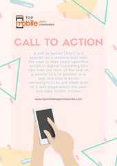 Call to action (topmobileappcompanies) Tags: seo call action