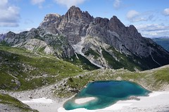 der lange Weg*** in den Dolomiten (Gennaro Luvino) Tags: berge alpen dolomiten clouds wolken blue weather südtirol fels stein tour klettern see wasser light farbe 2019 way weg trip nature landschaft aussicht sommer sony picture world spitzen gipfel trekking sky time juli today reise national outside water green tree park landscape white nationalpark sixten new garden snow