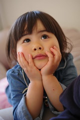 IMGP4345 (sirochan.kanta) Tags: daughter child portrait candid snap cute girl face