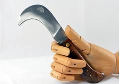 Serpette (alainGB) Tags: couteau couteaux laguiole knife knifes