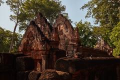 Banteay Srei – Temple (Thomas Mülchi) Tags: banteaysrei siemreap cambodia 2018 siemreapprovince temple architecture