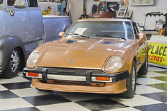 Nissan 280 ZX 8.5.2019 1133 (orangevolvobusdriver4u) Tags: 2019 archiv2019 usa america amerika newmexico roadtrip santarosa santarosanm route 66 route66 museum automuseum carmuseum klassik classic oldtimer nissan280zx 280zx nissan 280 zx datsun