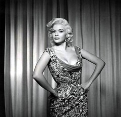 Jayne Mansfield (poedie1984) Tags: jayne mansfield vera palmer blonde old hollywood bombshell vintage babe pin up actress beautiful model beauty hot girl woman classic sex symbol movie movies star glamour girls icon sexy cute body bomb 50s 60s famous film kino celebrities pink rose filmstar filmster diva superstar amazing wonderful photo picture american love goddess mannequin black white mooi tribute blond sweater cine cinema screen gorgeous legendary iconic busty boobs décolleté oorbellen earrings lippenstift lipstick jurk dress