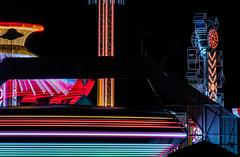 sliding scale (pbo31) Tags: bayarea california nikon d810 boury pbo31 summer sanmateocounty fair june 2019 ride midway lightstream motion spinning butleramusements black dark night color carnival zipper
