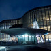 The National Art Center Tokyo at evening (sapphire_rouge) Tags: tokyo 六本木 roppongi roppongiartnight rain rainyseason 夜景 nightview thenationalartcenter 新国立美術館