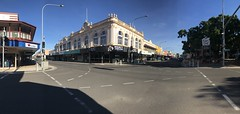 Downtown Maryborough Saturday afternoon!!