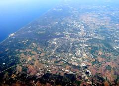 Holland (oobwoodman) Tags: aerial aerien luftaufnahme luftphoto luftbild zrhord michigan lakemichigan holland lakemacatawa