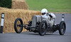 Hanging in there, Chateau Impney Hill Climb yesterday