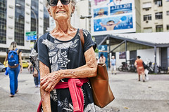 Brasilien 2019 Street Farbe 9 (rainerneumann831) Tags: street strase streetphotography candid strasenfotografie urban ©rainerneumann brasilien frau riodejaneiro farbe