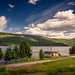 Moods of Norway (nunoborges73) Tags: norway summer landscape fjord norge lake farm clouds sky