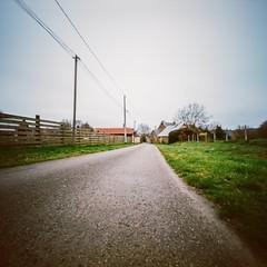 Campagne bretonne (PLF Photographie) Tags: pinhole sténopé argentique film photography ektar 100 long exposure exposition longue zero image zero2000 6x6 square