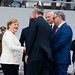 NATO Secretary General vists France