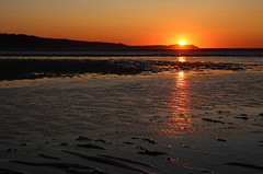 Hayle Bluff beach July sunset (winterbournecm) Tags:
