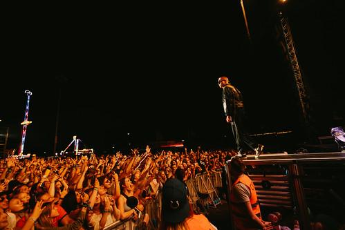 Macklemore fan photo