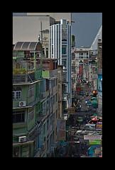 Street in Yaowarat (Antoine - Bkk) Tags: exploration bangkok urban thailand city architecture heritage street modern