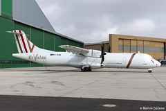 Fly Valan ATR 72-212A(500)  |  9H-AHM  |  LMML (Melvin Debono) Tags: fly valan atr 72212a500 | 9hahm lmml 747 melvin debono spotting spotters spotter canon eos 5d mark iv 24105mm ii plane planes photography airport airplane aircraft aviation malta mla ef24105mm f4l is usm