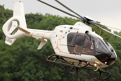 G-SENS (GH@BHD) Tags: gsens eurocopter ec135 capitalairservices turwestonairfield turweston helicopter chopper rotor aircraft aviation