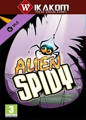 Alien Spidy: Between a Rock and a Hard Place | Steam (XD Steam Games) Tags: alien spidy between place action adventure steam rock hard kalypso media digital games gift pcgamer pc game videogame