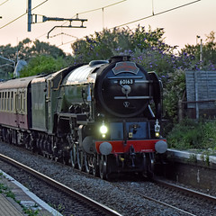 torpatch 8684 (m.c.g.owen) Tags: tornado 60163 a1 locomotive trust steam engine uk patchway station bristol tenby july 14th 2019 pembrokeshire coast express pathfinder tours