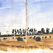 190714buzet (Vincent Desplanche) Tags: croquis sketch sketchbook sketching seawhiteofbrighton seawhitesketchbook urbansketchers usk uskfrance uskoccitanie occitanie neocolor neocolorii neocolor2 carandache aquarelle watercolor buzetsurtarn