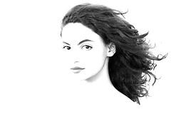 María (High Key) (jose_miguel) Tags: jose miguel españa spain panasoniclumixfz50 retrato portrait high key mujer woman femme byn bw nb espagne marruecos marocco maroc bravo rigotag