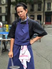 Sophie (daniellatif) Tags: cook chef cuisine cuisto restaurant paris portrait asian cooking food