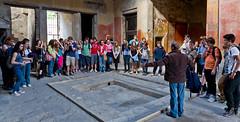 Napoli Pompei DTW 2011-349 (discover45) Tags: dtw discovertheworld italy napolí pompei pompeii safn flugferð fornleifauppgröftur fornminjar skólaferðalag skólakrakkar ítalía