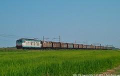 E652 078 (MattiaDeambrogio) Tags: e652 tigre mercitalia rail trenitalia cargo merci vespolate