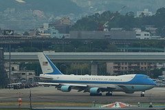 747-200VC-25A  92-9000 (Nori-BEAT) Tags: airforceone