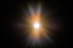 Moon Burst (Merrillie) Tags: moonphases galaxy astronomy nightsky waxinggibbous astrophotography moonlight moonburst fullmoon moon nighttime night moonsurface lunar