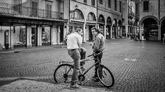 Streetlife Mantua/ Italy