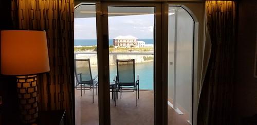 Room View - Bermuda - Anthem of the Seas- Royal Caribbean