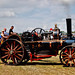 Fowler Ploughing Engine (CT 4663) (Muckmagnet) Tags: fowlerploughingengine regct4663 built1918 johnfowlercoleeds engineers hunslet yorkshire england cheshiresteamfair2019 daresbury warrington cheshire