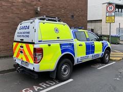 Irish Police Car - An Garda Siochana - Ford Ranger - Roads Policing - Limerick, Ireland (firehouse.ie) Tags: ireland ford garda ranger police limerick fordranger guards polizei policia ags gardai roadspolicing