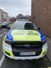 Irish Police Car - An Garda Siochana - Ford Ranger - Roads Policing - Limerick, Ireland (firehouse.ie) Tags: ireland ford garda ranger police guards polizei ags gardaí angardasiochana truck automobile pickup voiture vehicles vehicle autos automobiles limerick l'auto