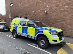 Irish Police Car - An Garda Siochana - Ford Ranger - Roads Policing - Limerick, Ireland (firehouse.ie) Tags: ford garda ranger police fordranger voiture vehicles vehicle polizei truck pickup fords policia polis polizia