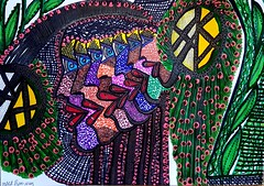 Mirit Ben-Nun artista Israelista puntillista (female art work) Tags: abstracto estatua realismo canvas figurativo impresionismo artistico contemporaneo detalles imagen mandala pigmentos autoretrato multicolor dibujos puntos ornamento colores armonia pintora retrato arte lienzo museo contraste detallista figura moderno coleccion etnicos judia israel israelita galeria expresivo volumen boceto estilo acrilico puntillismo zangle art zentangle simbolos pincel