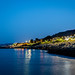 View from Andrano Port, Puglia, Italia