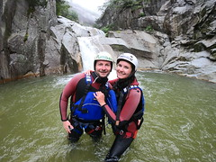 Canyoning Grimsel (Outdoor Interlaken) Tags: 2019 july 15 canyoning grimsel 800 stephg mikeh