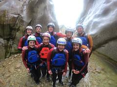 Canyoning Grimsel (Outdoor Interlaken) Tags: 2019 july 15 canyoning grimsel 800 stanr kurtl