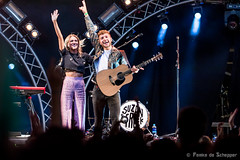 14/07/2019 - Suzan & Freek @ Nijmegen (Femke de Schepper) Tags: suzan freek live music coverband als het avond is blauwe dag festival vierdaagsefeesten nijmegen plein44 photography canon