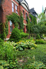 Pullman Garden (edenpictures) Tags: stlawrencestreet chicago illinois pullman building architecture redbrick