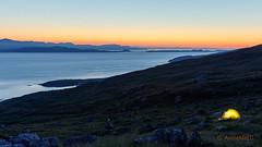 Wild Camping (AnnieMacD) Tags: wildcamping culduie applecross innersound scotland highlands hilleberg skye raasay rona outerhebrides